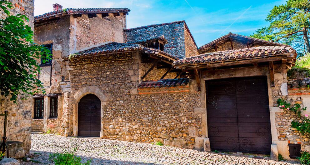 Le village médiéval de Pérouges